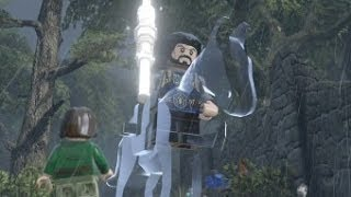 LEGO The Hobbit - All Mithril Designs & Treasure Items