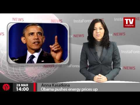 Obama pushes energy prices up
