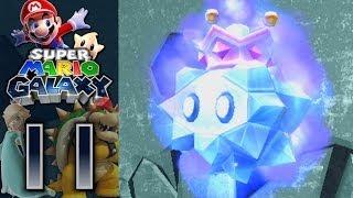Super Mario Galaxy (100%): Part 11 - MY FAVORITE GALAXY!!