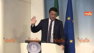 RENZI ITALIA STA FACENDO LE SUE COSE SIAMO PREOCCUPATI PER UE 29-08-14
