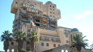 The Twilight Zone Tower Of Terror Ride At Disney