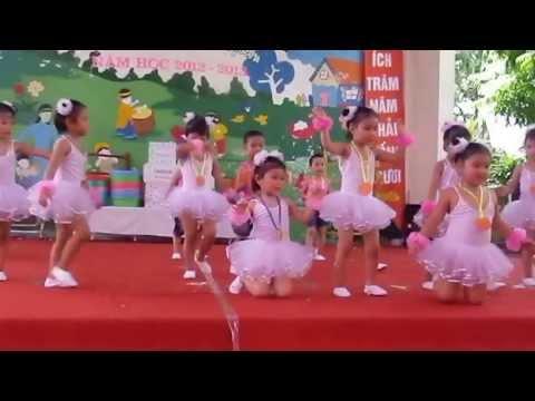 [Mầm Non Đồng Hòa] - Bé Khỏe Ngoan 2013 - Những Người Bạn Ngộ Nghĩnh