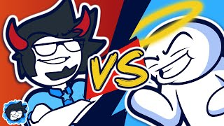 Devil vs Angel w/ TheOdd1sOut