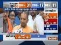 Yogi Adityanath, Piyush Goyal congratulate BJP candidates on winning RS elections