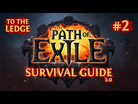 The PATH of EXILE SURVIVAL GUIDE 2.0 - Master Missions, Shrines & The Ledge - Chapter 2