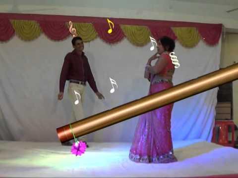 BEST COUPLE DANCE IN MAHILA SANGEET..PULKIT WEDDING