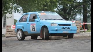 Ken Sturdy Vauxhall Nova Rally Car