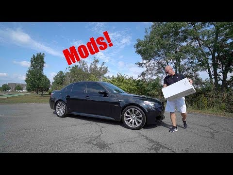 HUGE Upgrades For My BMW M5!