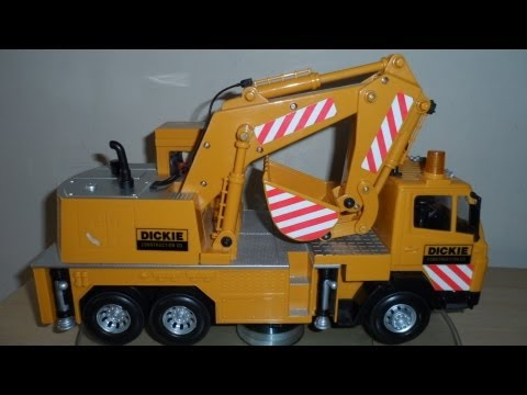 Worlds Best Toy Truck Lorry Crane
