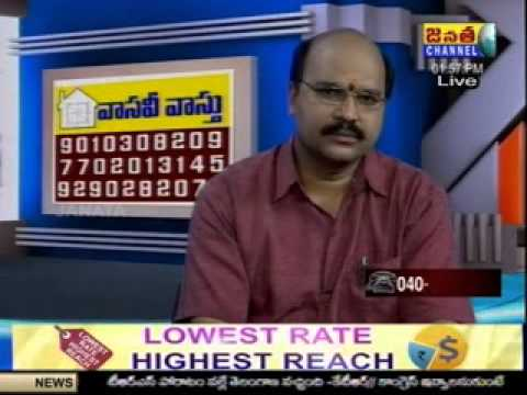 Vasavi Vaastu Live Program on 16-04-2014 Part-1