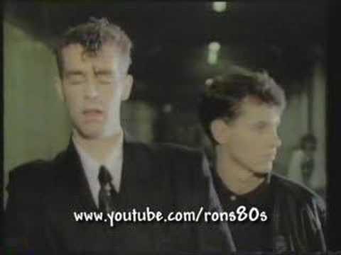 Pet Shop Boys - West End Girls (Music Video)