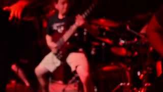 WRATH OF VESUVIUS - Regarding Unity (live)