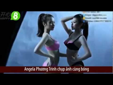 Hậu Trường Angela Phương Trinh chụp hình sexy !!!!!!