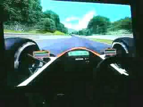 [GTR2] McLaren Honda MP4/4 on Nordschleife