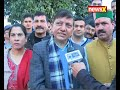 NewsX Exclusive: Rajendra Rana after wining seat from Sujanpur in Himachal Pradesh Elections