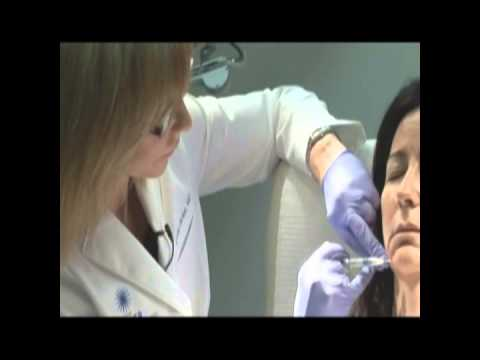 Part 1 of 4 - Dr. Parker performing non-surgical skin rejuvenation - Aired 7/10/13
