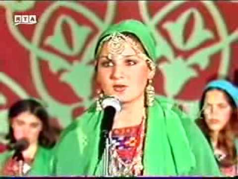 Afghani folklore  فلكلور افغاني قديم