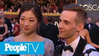 Mirai Nagasu Offers To 'Put On A Blonde Wig' & Do A Triple Axel For 'I, Tonya' Sequel | PeopleTV