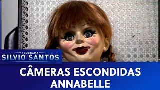 Terror  Annabelle - Cámara escondida