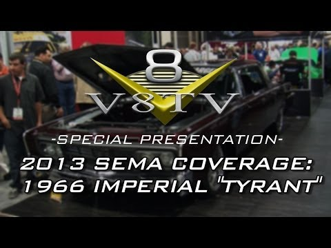 2013 SEMA Video Coverage: 1966 Imperial