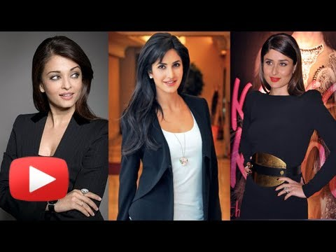 Aishwarya Rai , Katrina Kaif, Kareena Kapoor - Best Teacher - VOTE NOW