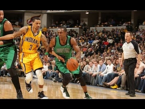 Rajon Rondo 8 points,8 assists vs Indiana Pacers 3/11/2014 - Full Highlights - [HD]