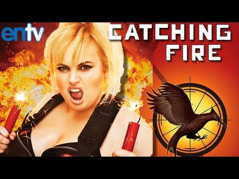 Catching Fire Trailer and More At The MTV Movie Awards - ENTV