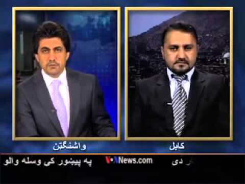 Monday, November 30, 2013 VOA Pashto