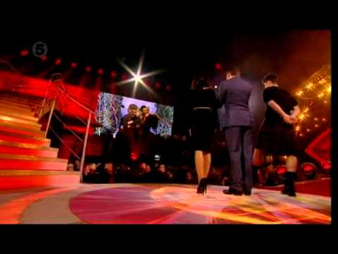 Celebrity Big Brother UK 2013 - Launch Night