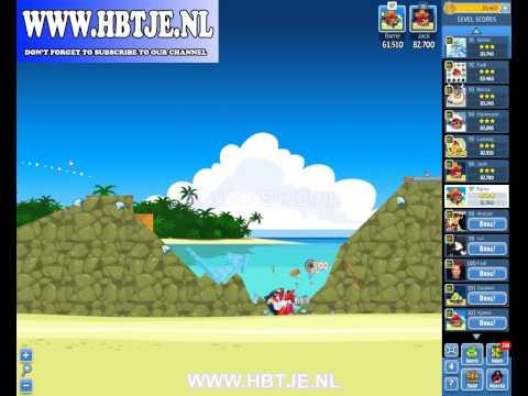 Angry Birds Friends Tournament Week 65 Level 2 high score 81k (tournament 2)