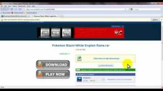 How To Get Pokemon Black And White On Your Computer