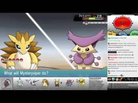 Pokemon Alpha Sapphire: Part 19 (The Strongest Gym Trainer)