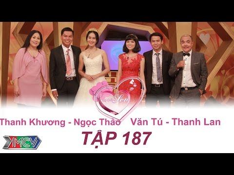 VỢ CHỒNG SON | Tập 187 FULL | Thanh Khương - Ngọc Thảo | Văn Tú - Thanh Lan | 190317
