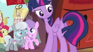 Diamond Tiara & Silver Spoon (Twilight Sparkle's Dyed Tail