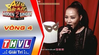 THVL | Ca sĩ giấu mặt 2016 - Tập 9: Thu Minh | Vòng 4: Đường cong