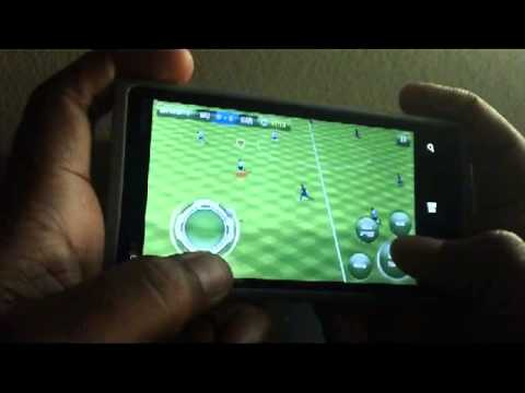 EA's FIFA 13 game for Windows Phone exclusive to Nokia Lumia Phones