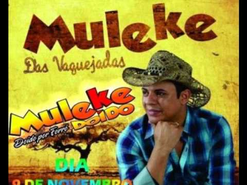 Muleke Doido cantando vaquejada