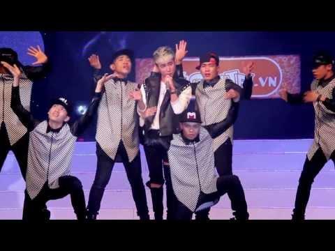Em của ngày hôm qua - Sơn Tùng M-TP [LIVE] Âm nhạc và bước nhảy