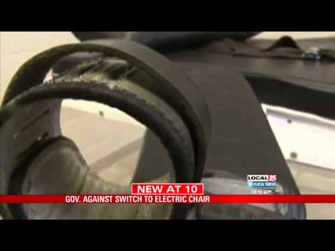 Gov. Against Switching to Electric Chair Deaths