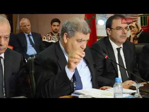 فيديو..هذا ما قاله وزير الداخلية السيد عبد الوافي لفتيت لأهل الناظور