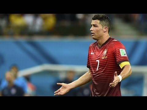 World Cup 2014 : Portugal score in stoppage time to stave of elimination - The Corner
