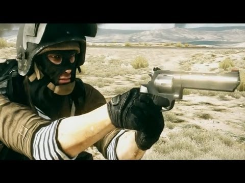 Battlefield 3 Дуэль