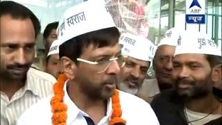 Javed Jaffrey, AAP candidate in Lucknow, outlines agenda