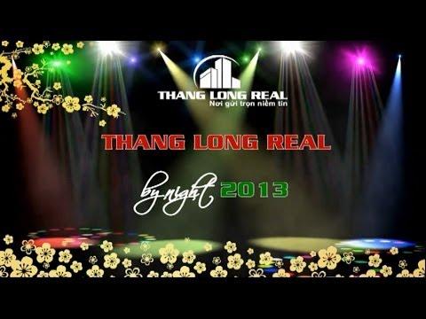 Chương trình Ca nhạc - Hài kịch Thang Long Real by night 2013
