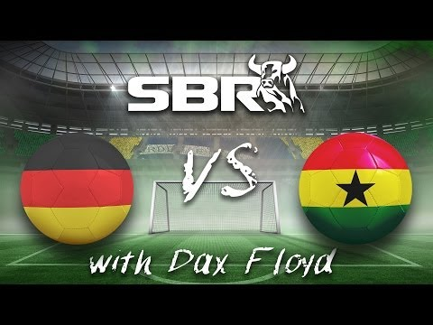 2014 World Cup Betting: Germany vs Ghana