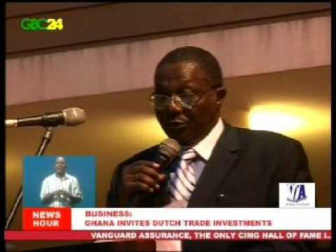 Ghana invites Dutch Trade Investments