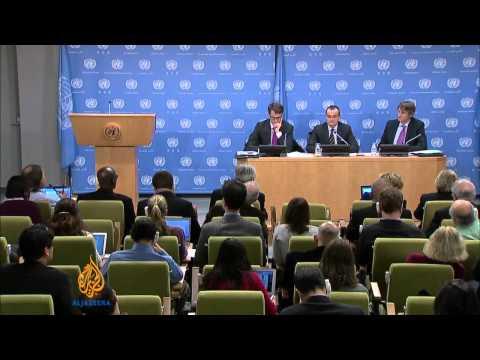 UN forces introduce drones in Congo