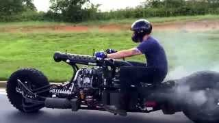 Turbo Diesel Motorcycle