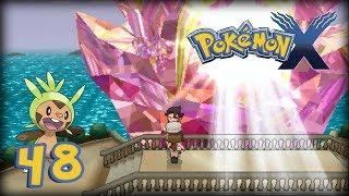 Pokémon X Cap.48 El Secreto De Las Mega-Piedras