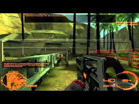 Chrome SpecForce Gameplay Video[English]